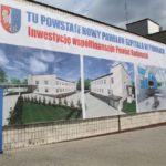 Pawilon zabiegowy SPZZOZ wPionkach – pierwszy etap inwestycji
