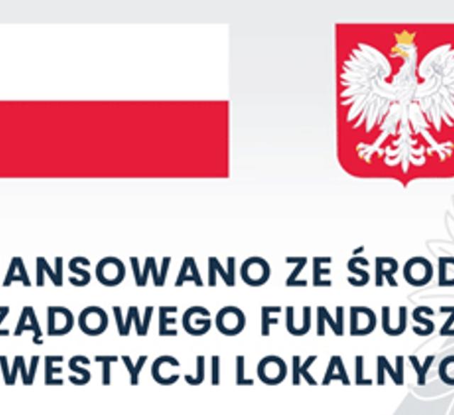 Rzadowy Fundosz Inwestycji Lokalnych - logo