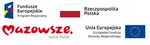 Loga UE i Mazowsza
